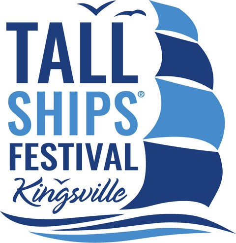 Port of Kingsville Tall Ships logo
