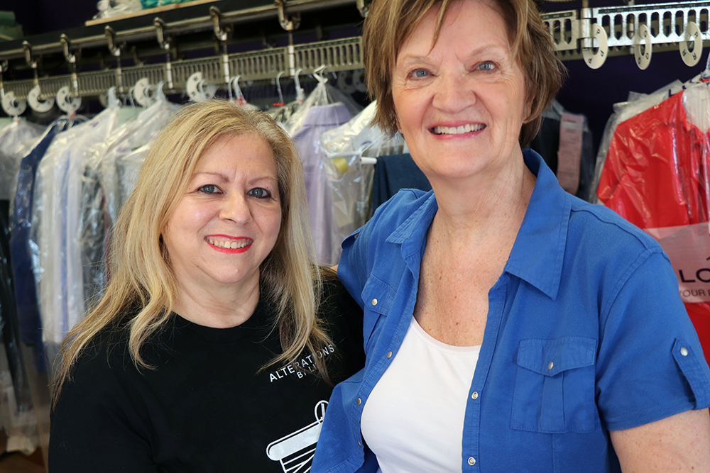 Blondie's Dry Cleaners & Alterations by Liz image 4