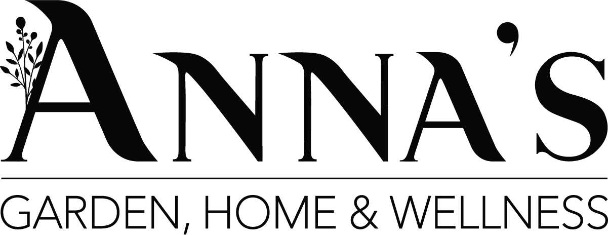 Anna's Garden, Home & Wellness logo