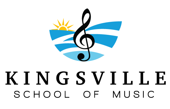 Kingsville School of Music logo