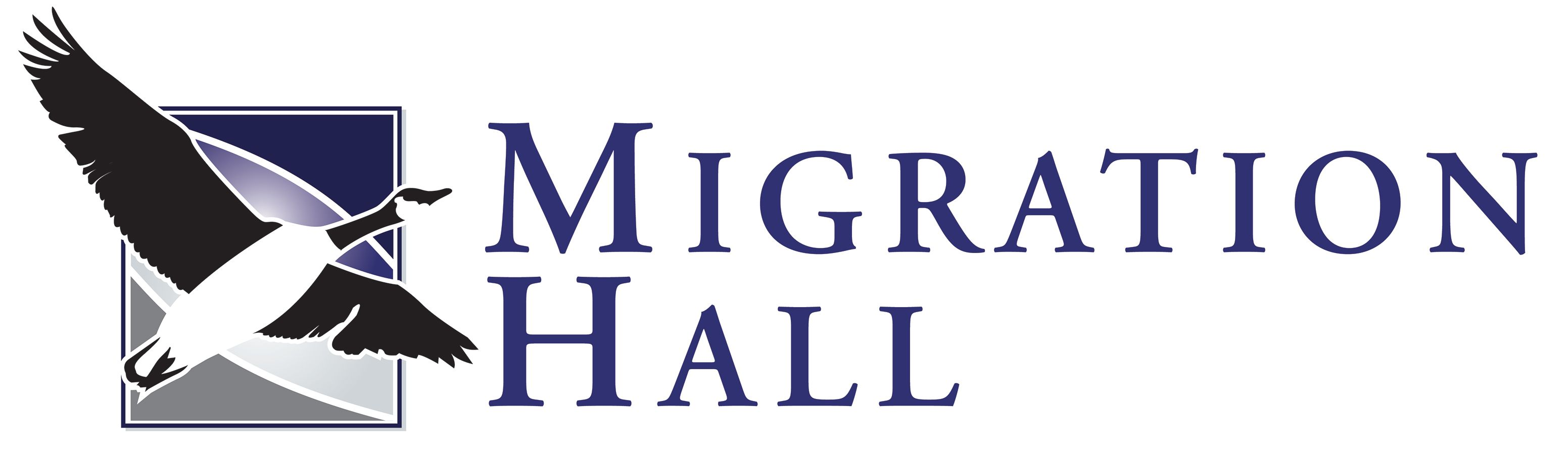 Migration Community Hall logo