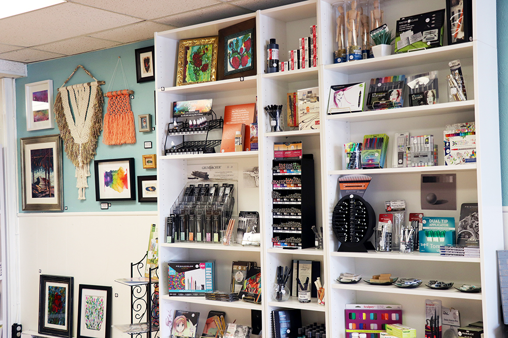 Chiaroscuro - Artists' Supplies and Showroom image 2